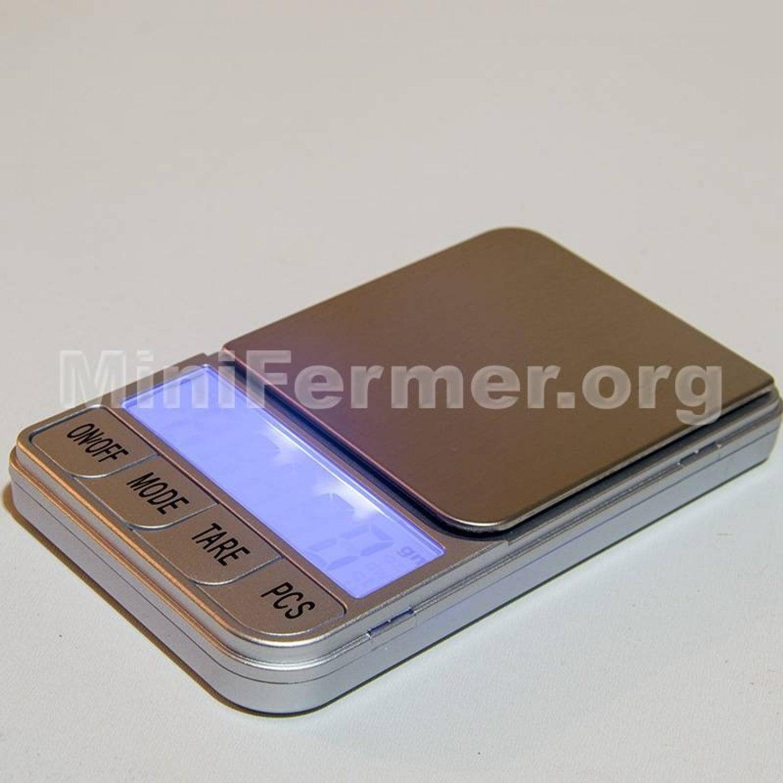 Карманные весы электронные ВП-2