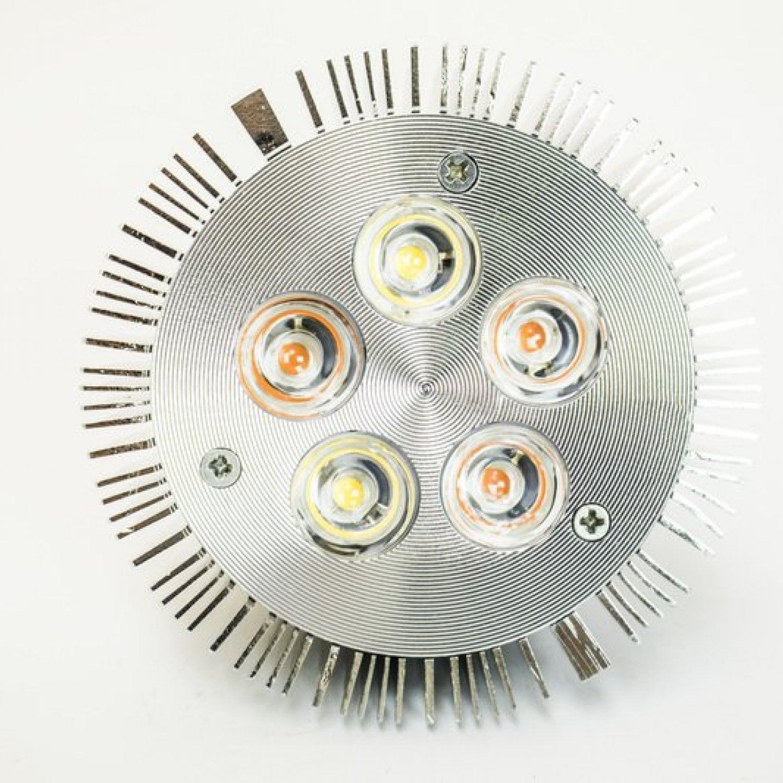 Фитолампа 15Ватт ФуллХ2 - Fullx2 (3 Full Spectrum+ 2 2900K)