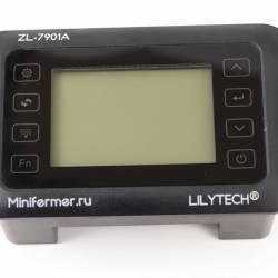 Контроллер  LILYTECH ZL-7901A (темп + влажность + 3 таймера)