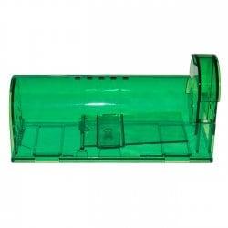 Мышеловка (живоловка) пластиковая. Комплект из 2 штук.