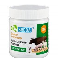 BIOSREDA Ферментационная подстилка для с/х животных