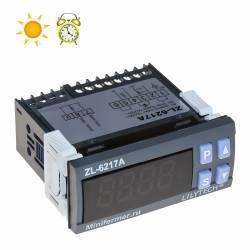 Терморегулятор LILYTECH ZL-7817A (7А) (пид-регулятор  предыдущая 6217А)